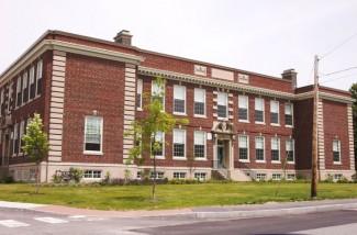 Athens Bible School: New School Buildings